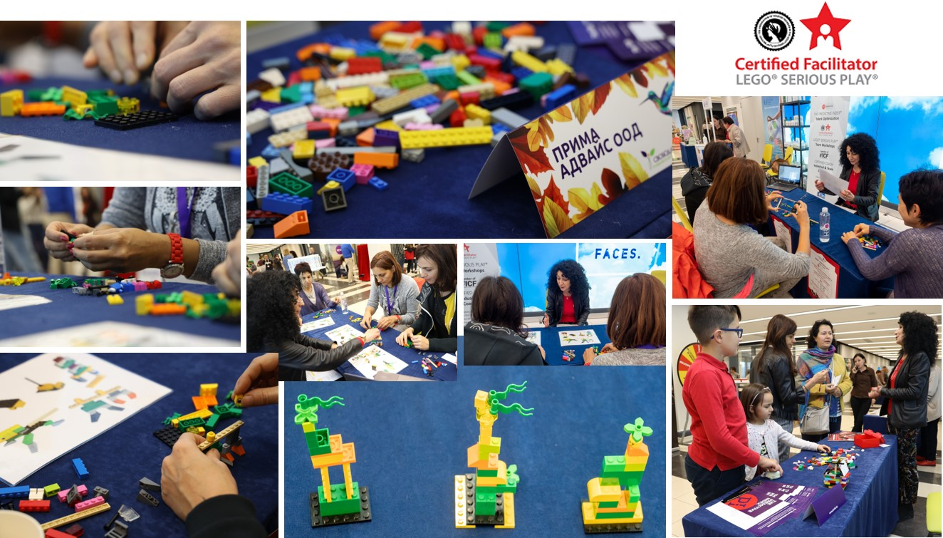 Demo Sessions with LEGO® Serious Play®